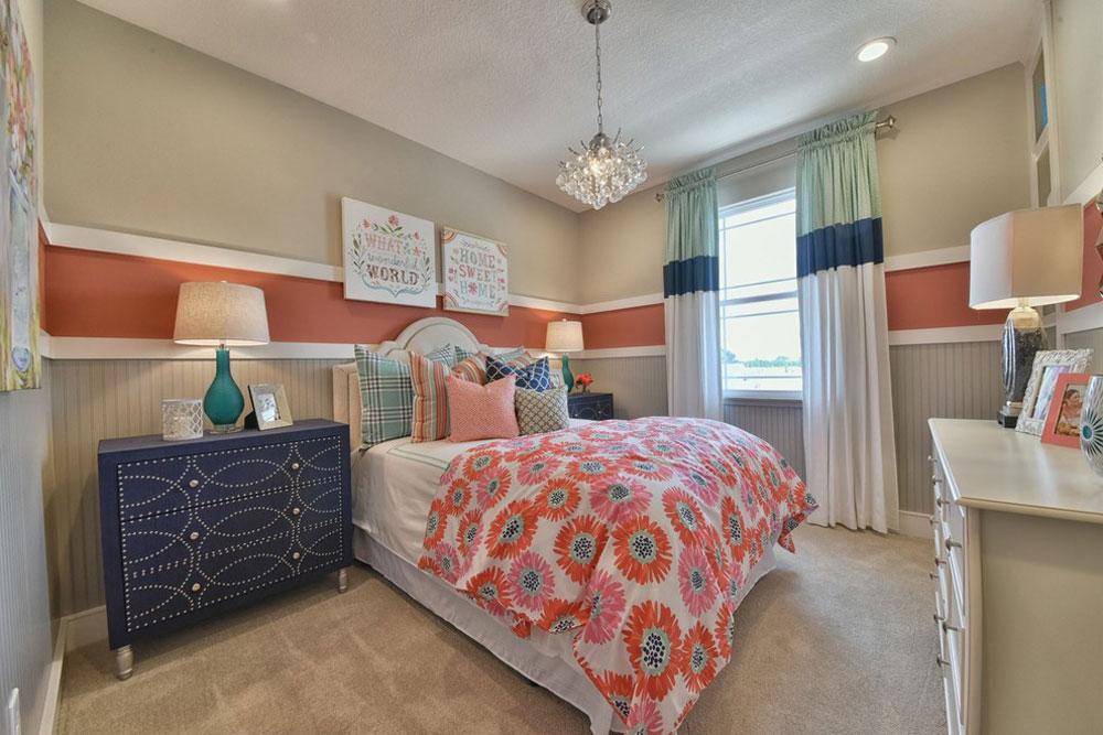 The-Jewelbox-by-Grand-Oaks-Manor Korallfärgen: Hur man använder den för att dekorera vackra interiörer