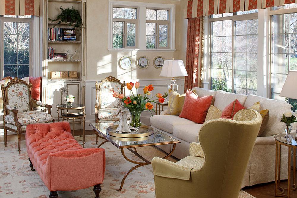Julie-Mifsud-Interior-Design-av-Julie-Mifsud-Interior-Design Korallfärgen: Hur man dekorerar vackra interiörer med den