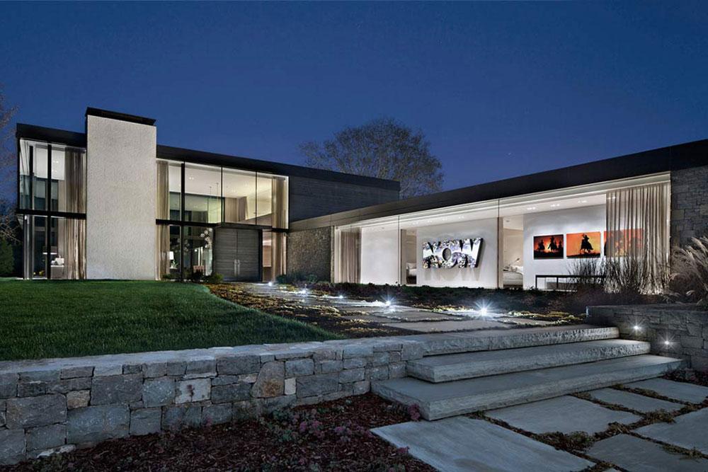 Modern bondgård-designad av Meyer-Davis-Studio-12 Modern bondgård designad av Meyer Davis Studio