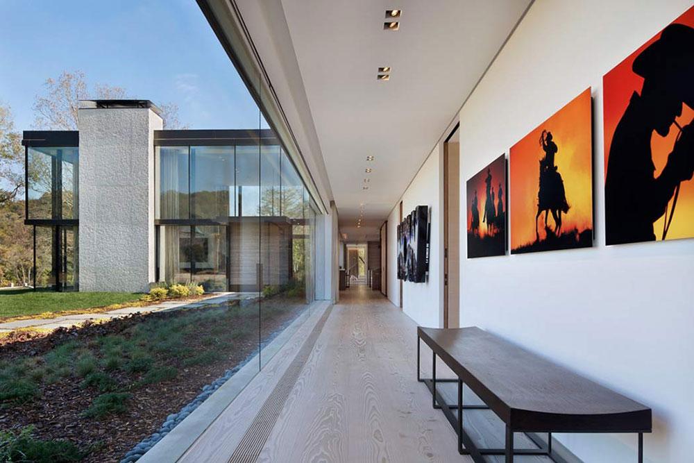 Modern bondgård-designad av Meyer-Davis-Studio-9 Modern bondgård designad av Meyer Davis Studio