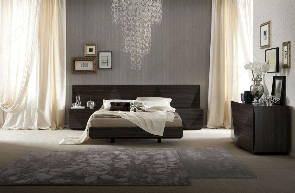 Skapa en iögonfallande kontaktpunkt i ditt sovrum 5 Skapa en iögonfallande kontaktpunkt i ditt sovrum