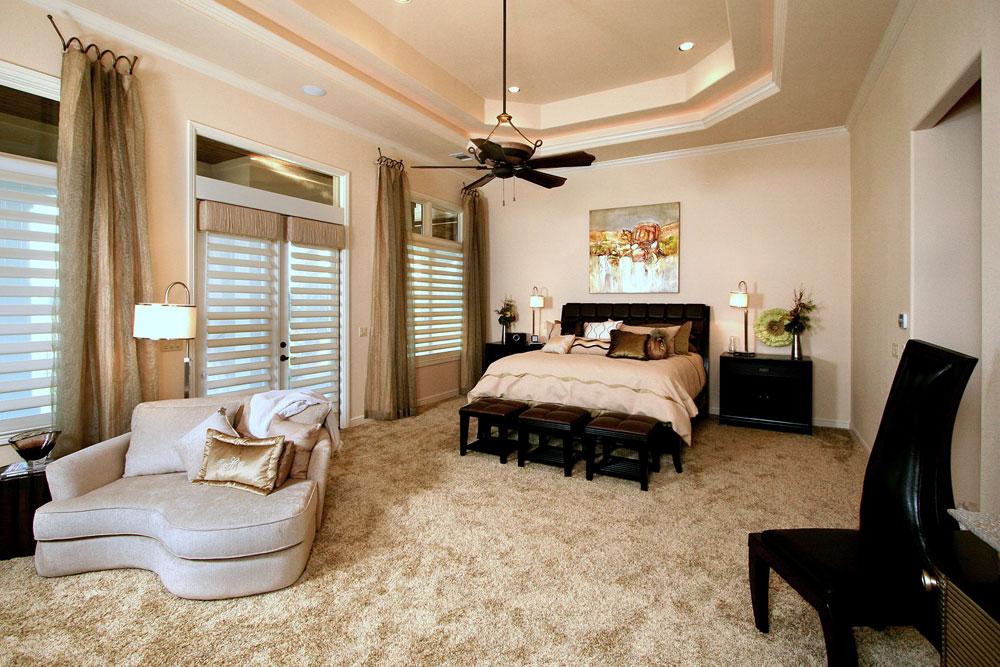 Skapa en iögonfallande kontaktpunkt i ditt sovrum 15 Skapa en iögonfallande kontaktpunkt i ditt sovrum