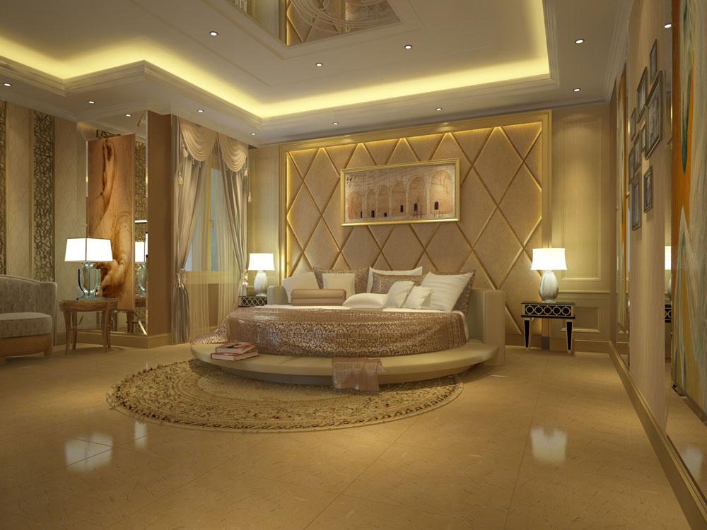 Skapa en iögonfallande kontaktpunkt i ditt sovrum 7 Skapa en iögonfallande kontaktpunkt i ditt sovrum