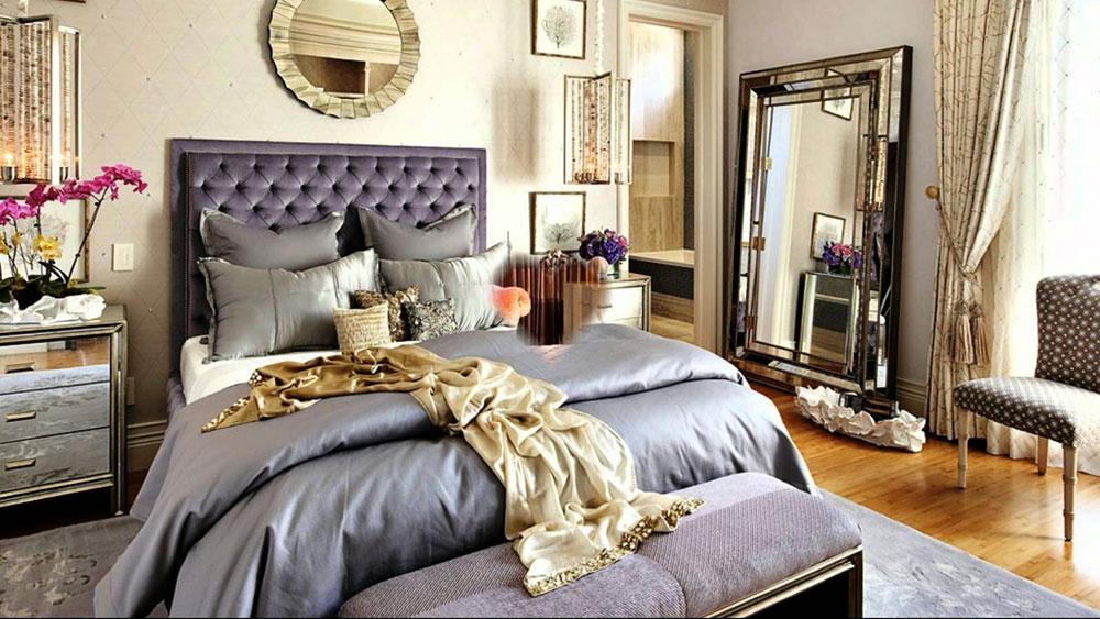 Skapa en iögonfallande kontaktpunkt i ditt sovrum 14 Skapa en iögonfallande kontaktpunkt i ditt sovrum