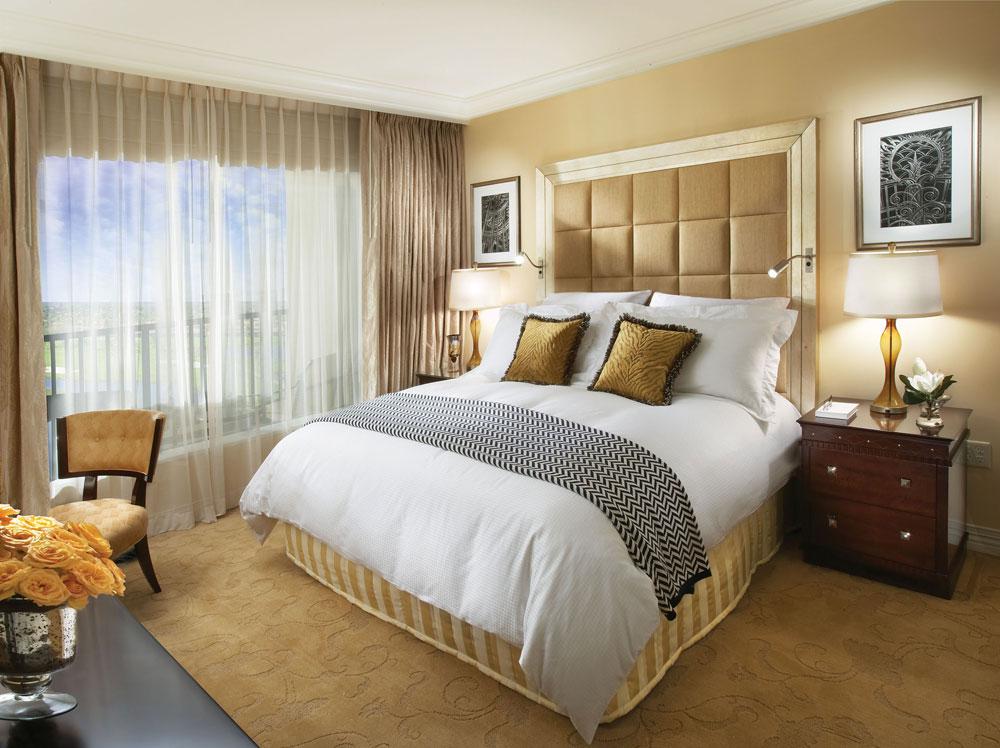 Skapa en iögonfallande kontaktpunkt i ditt sovrum 3 Skapa en iögonfallande kontaktpunkt i ditt sovrum