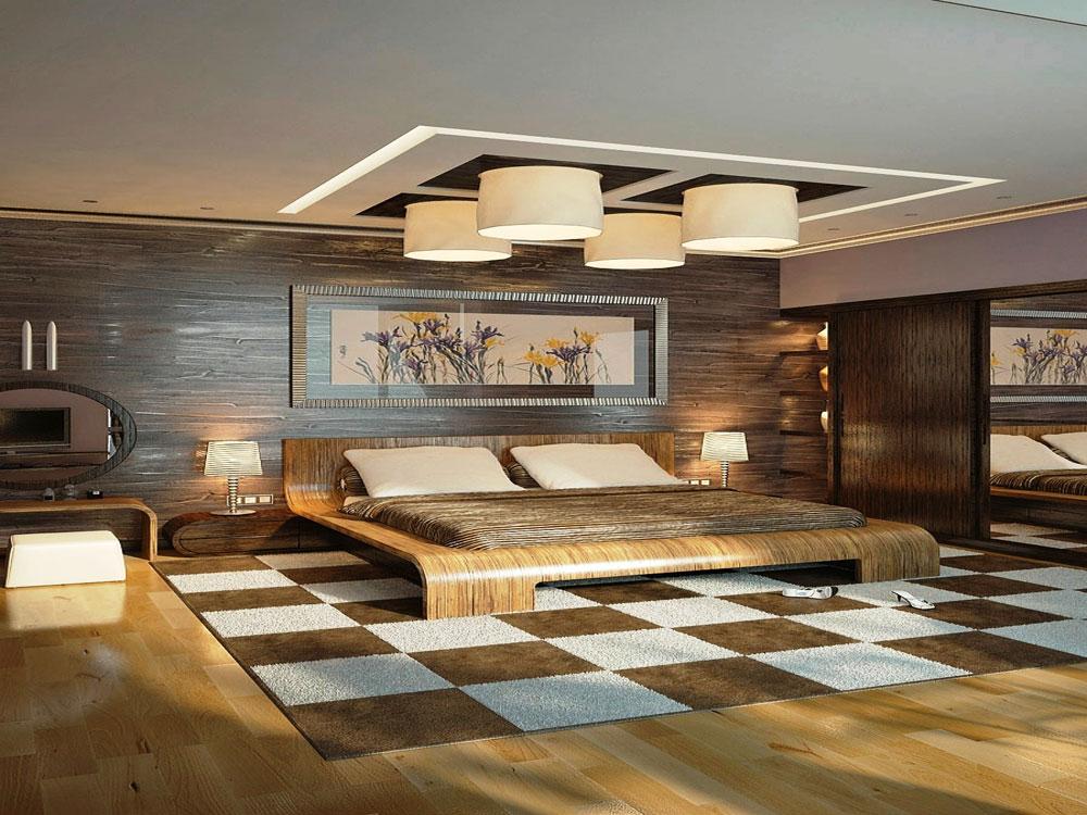 Skapa en iögonfallande kontaktpunkt i ditt sovrum 2 Skapa en iögonfallande kontaktpunkt i ditt sovrum
