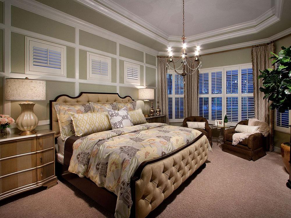 Skapa en iögonfallande kontaktpunkt i ditt sovrum 4 Skapa en iögonfallande kontaktpunkt i ditt sovrum