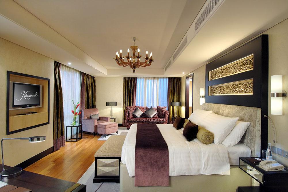 Skapa en iögonfallande kontaktpunkt i ditt sovrum 16 Skapa en iögonfallande kontaktpunkt i ditt sovrum