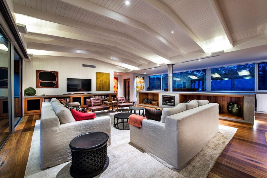 15 Samtida mästerverk Eagle Bay Residence designat av Paul Jones