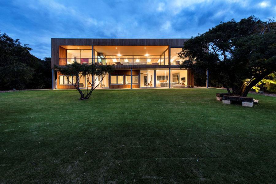 7 Samtida mästerverk Eagle Bay Residence designat av Paul Jones