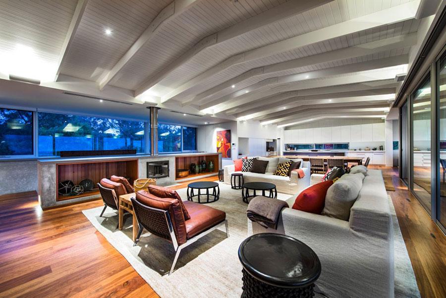 13 Samtida mästerverk Eagle Bay Residence designat av Paul Jones