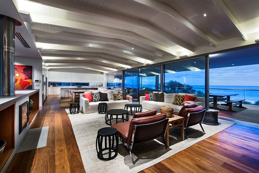11 Samtida mästerverk Eagle Bay Residence designat av Paul Jones