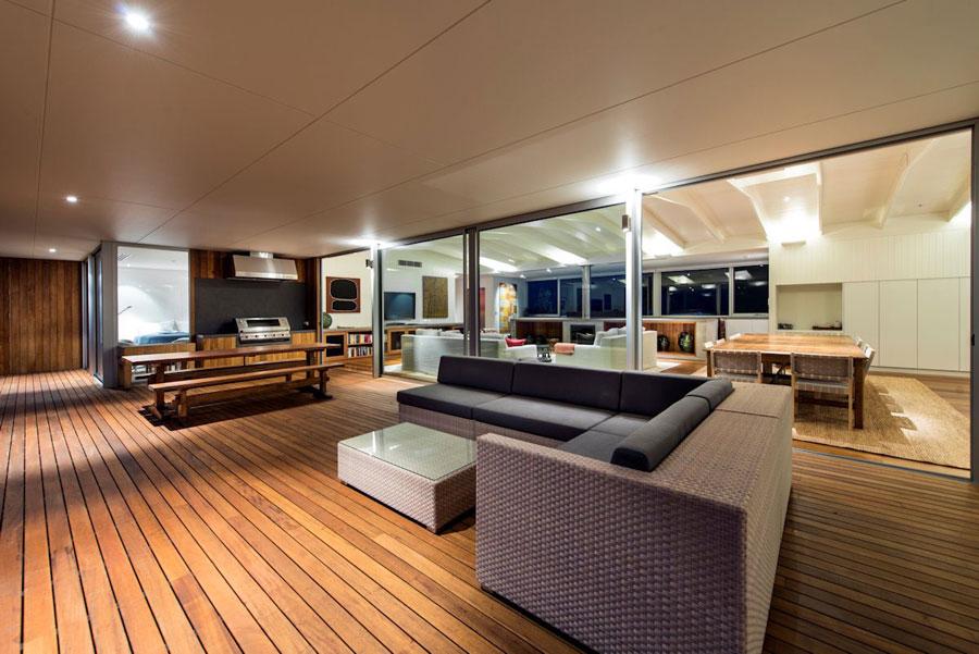 21 Samtida mästerverk Eagle Bay Residence designat av Paul Jones