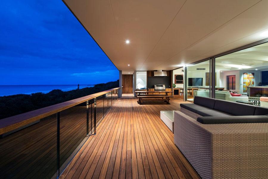 20 samtida mästerverk Eagle Bay Residence designat av Paul Jones
