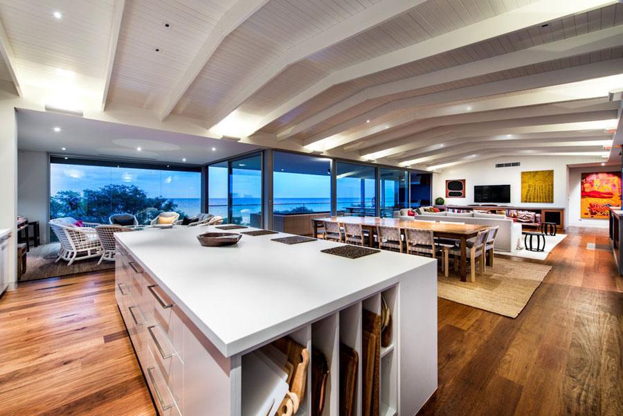 19 Samtida mästerverk Eagle Bay Residence designat av Paul Jones
