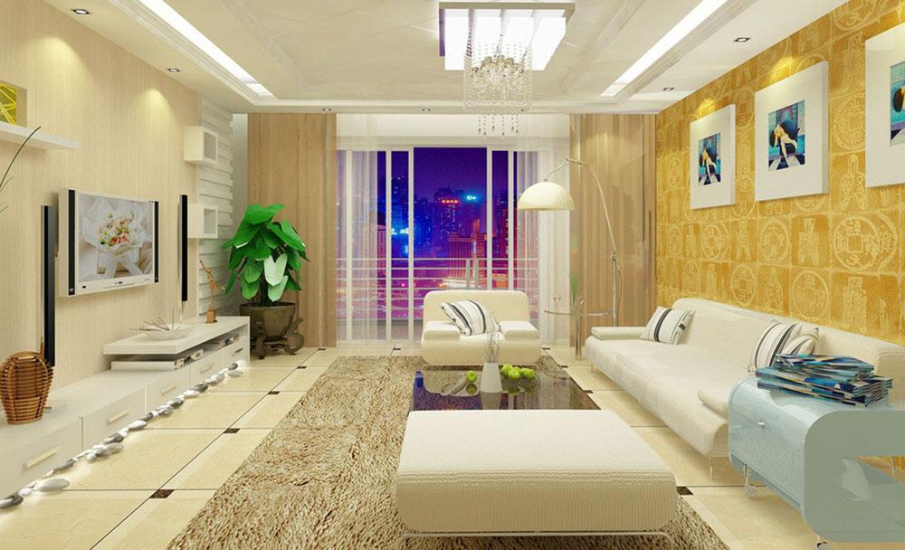 Vill du-dekorera-ljus-gul-vardagsrum-väggar-och-vet-inte-hur-är-bara-några-exempel-7-vill-vill du dekorera-ljus -gula vardagsrumsväggar och vet inte hur?  Här är några exempel