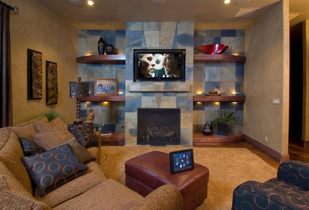 Tips för att dekorera ett rum med tvåfärgade väggar 8 tips för att dekorera ett rum med tvåfärgade väggar
