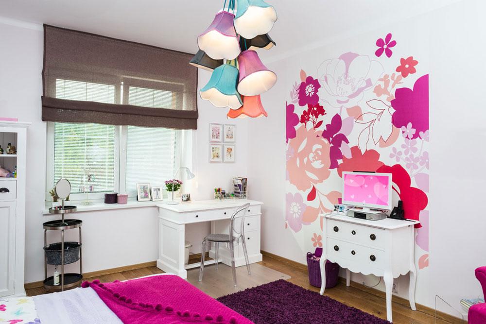 Tips för att dekorera ett rum med tvåfärgade väggar 10 tips för att dekorera ett rum med tvåfärgade väggar