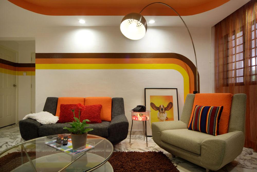 Tips för att dekorera ett rum med tvåfärgade väggar2 tips för att dekorera ett rum med tvåfärgade väggar