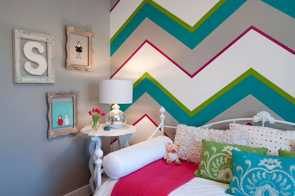 Tips för att dekorera ett rum med tvåfärgade väggar 11 tips för att dekorera ett rum med tvåfärgade väggar