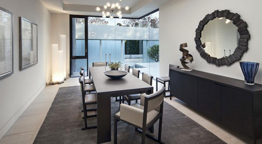 9 Elegant San Vicente-hus designat av McClean Design