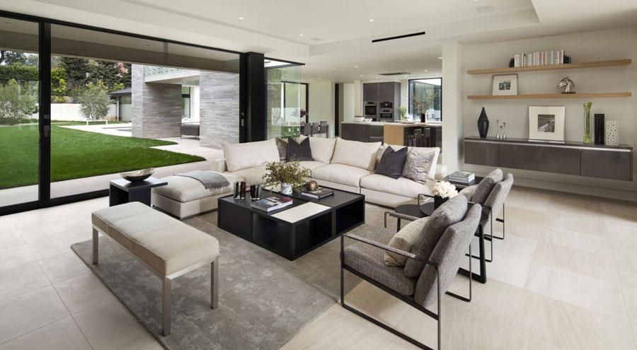 6 Elegant San Vicente-hus designat av McClean Design
