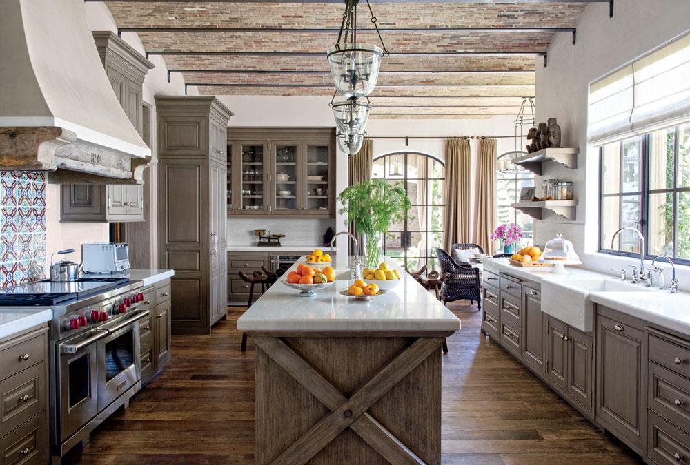 Varm-mysig-och-inbjudande-rustik-kök-interiör-81 Varm, mysig och inbjudande rustik-kök interiör