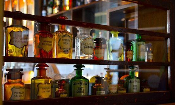 c1 Ett intressant pubkoncept: cocktaillaboratoriet