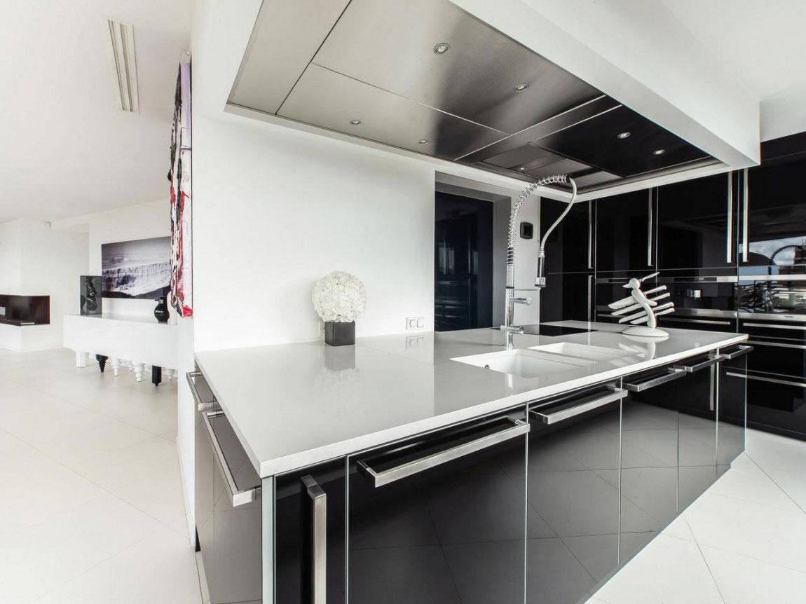 Exempel-på-inredningsdesign-i-köket-7 exempel på hur inredningen i köket ska se ut