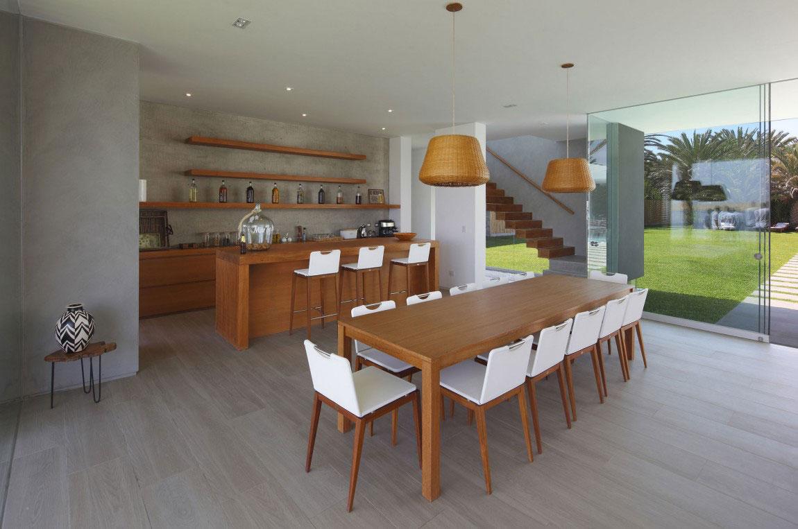 Exempel-på-interiör-design-i-köket-5 exempel på hur inredningen i köket ska se ut