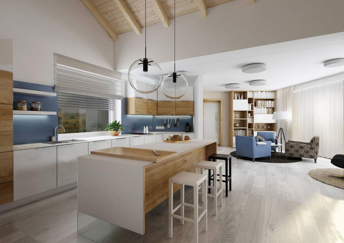 Kökinredningsexempel 11 exempel på hur köksinredningen ska se ut