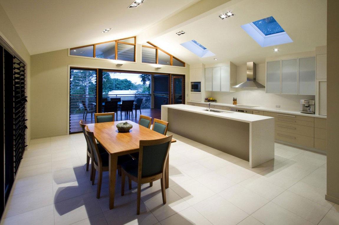 Exempel-på-interiör-design-i-köket-4 exempel på hur inredningen i köket ska se ut