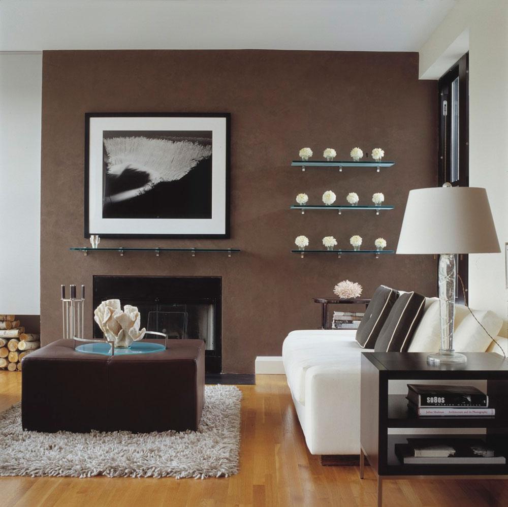 Brown-Interior-Design-är-imponerande-för-värdar-och-gäster9 Brown Interior Design-är-imponerande-för värdar och gäster