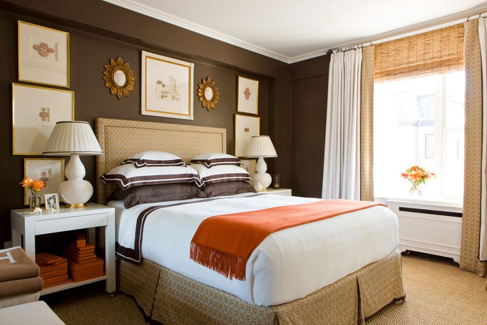 Brown-Interior-Design-är-imponerande-för-värdar-och-gäster12 Brown Interior Design är-imponerande-för värdar och gäster