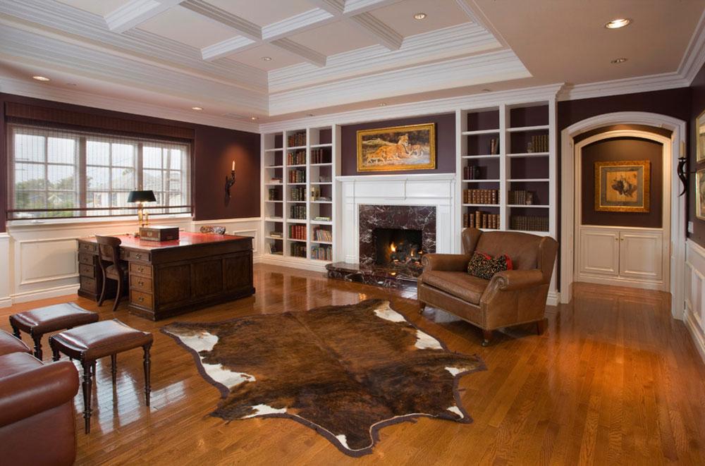 Brun-interiör-design-är-imponerande-för-värdar-och-gäster10 Brown Interior Design är-imponerande-för värdar och gäster