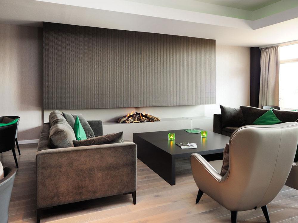 Brown-Interior-Design-är-imponerande-för-värdar-och-gäster5 Brown Interior Design-är-imponerande-för värdar och gäster