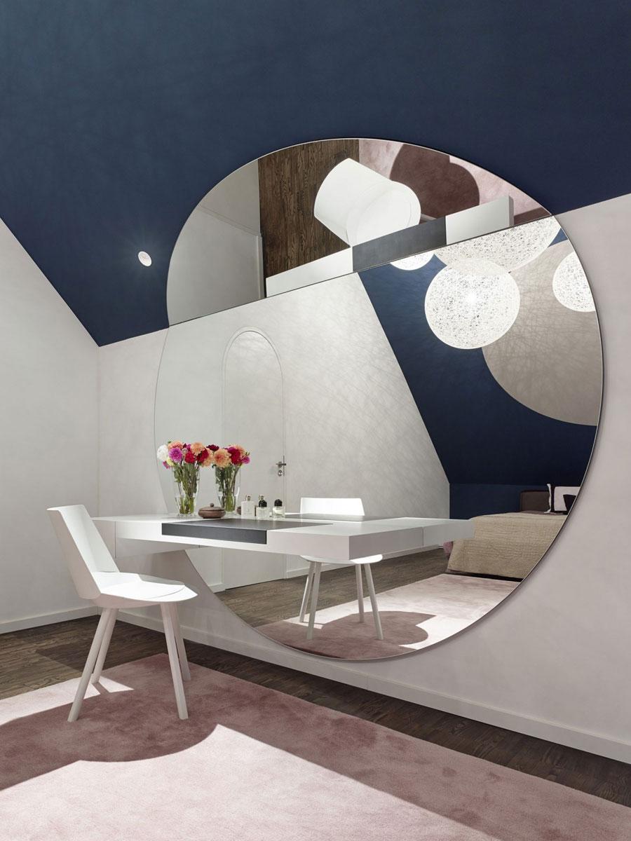 12 Modern och futuristisk inredning för loft