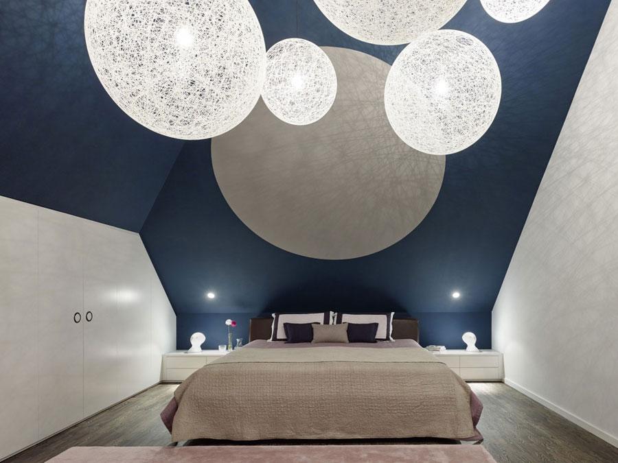 11 Modern och futuristisk inredning för loft