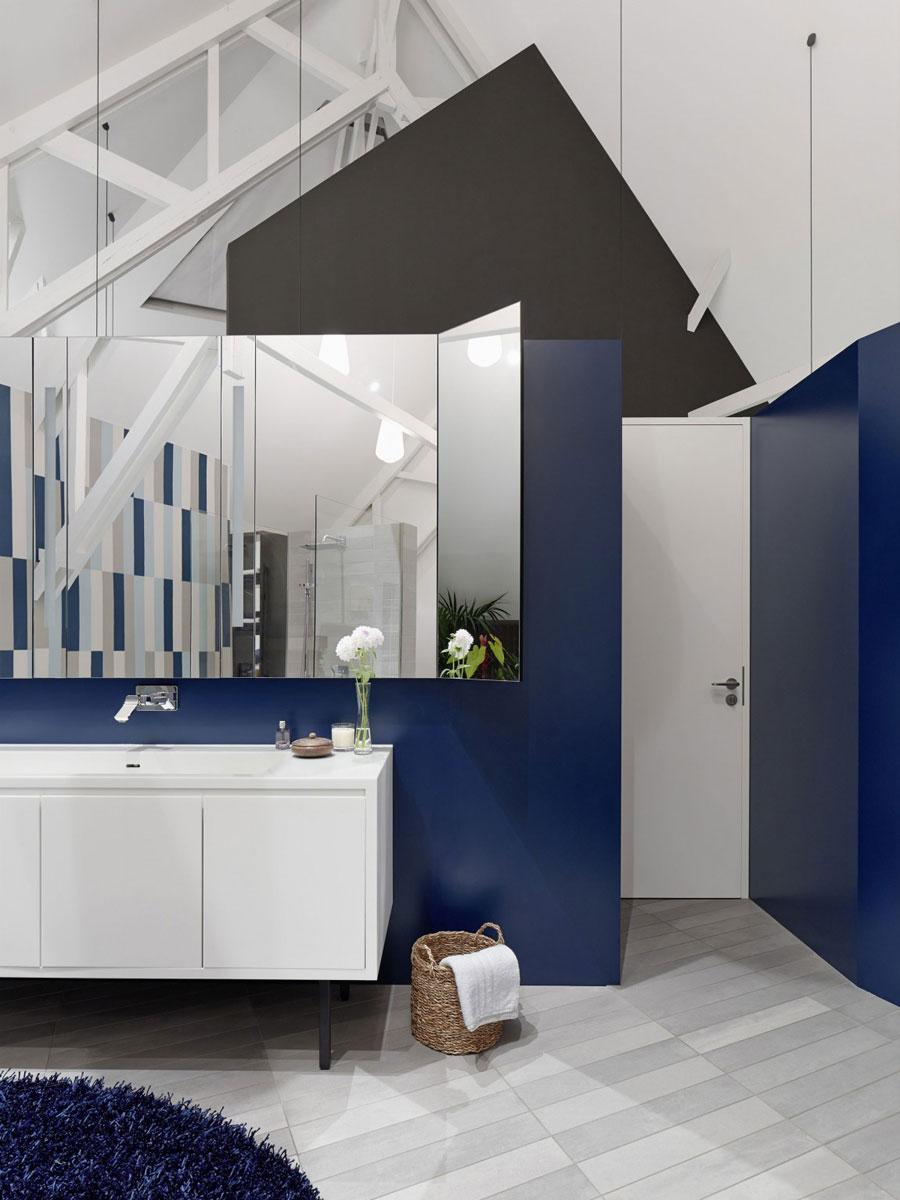 16 Modern och futuristisk inredning för loft