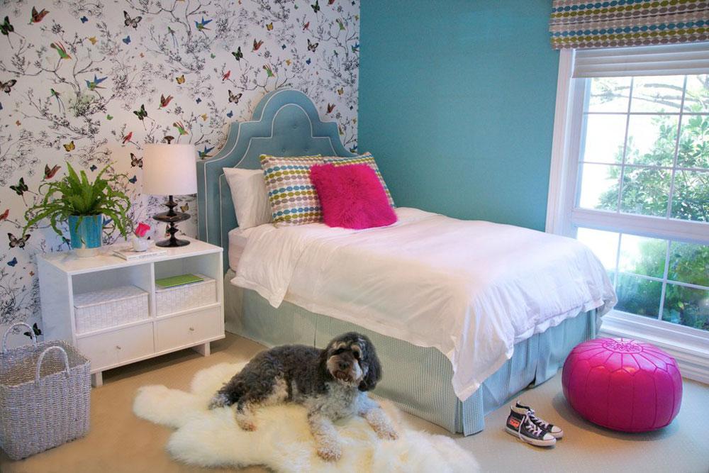 Sovrum-inredning-design-tips-för-unga-flickor-10 sovrum inredning design-tips för unga flickor