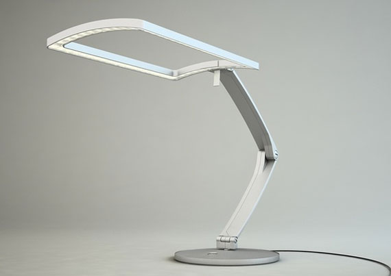 d7 Effektiva och väldesignade skrivbordslampor för att belysa ditt interiör