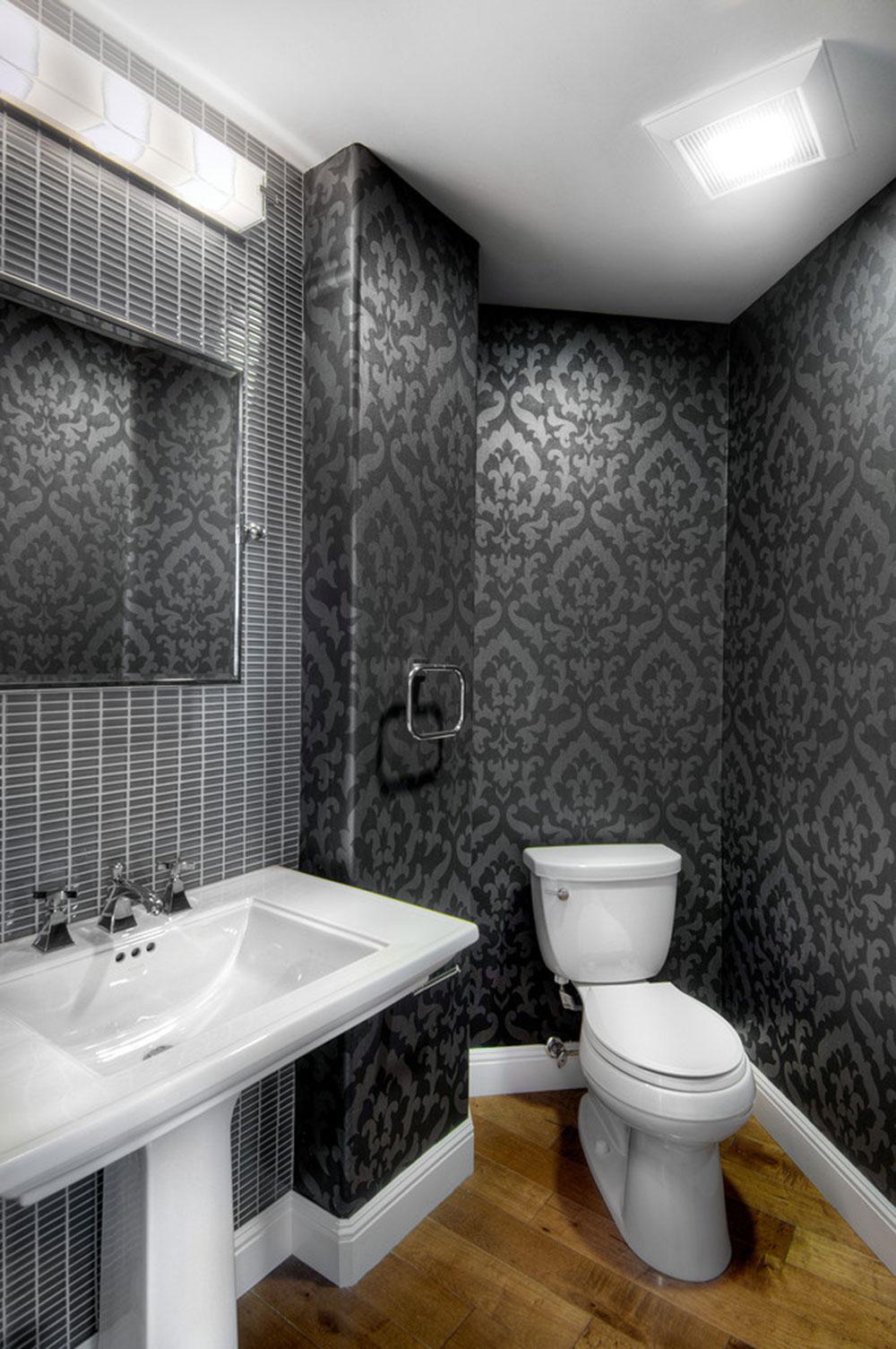 Grå-badrum-idéer-för-avkoppling-dagar5 grå-badrum-design-idéer
