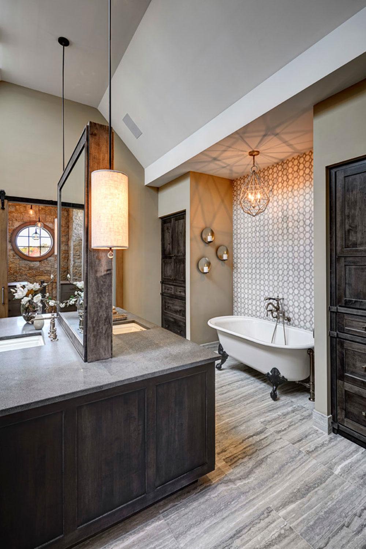 Grå-badrum-idéer-för-avkoppling-dagar10 grå-badrum-design-idéer