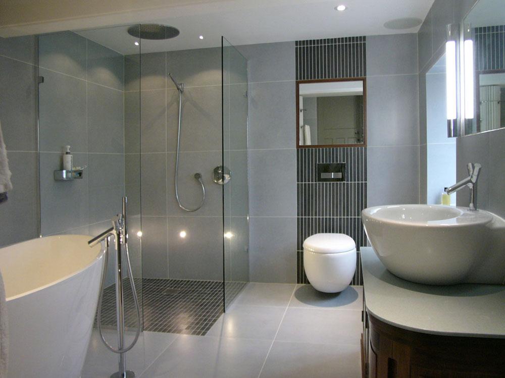 Grå-badrum-idéer-för-avkoppling-dagar14 grå-badrum-design-idéer