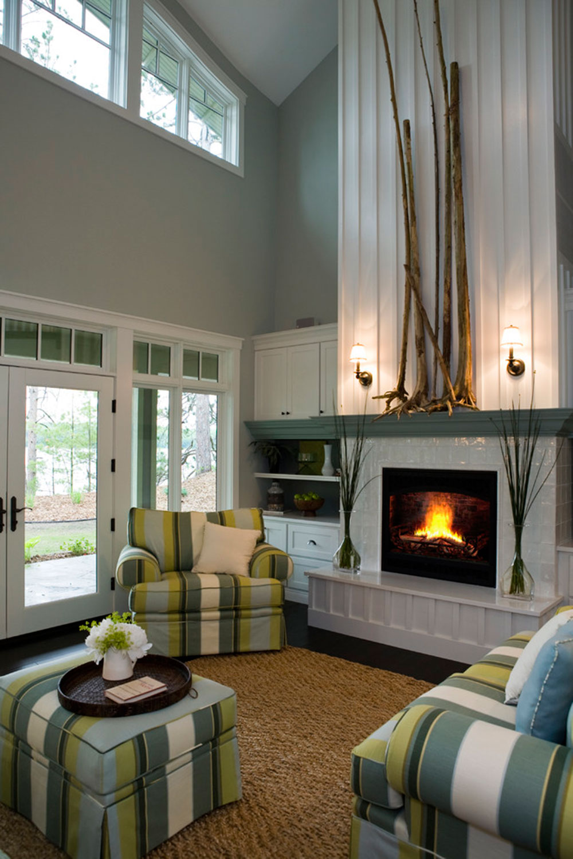 Eldstad-mantling-dekoration-idéer-för-ett-mysigt-hem14 eldstad mantling-dekoration-idéer för ett mysigt hem