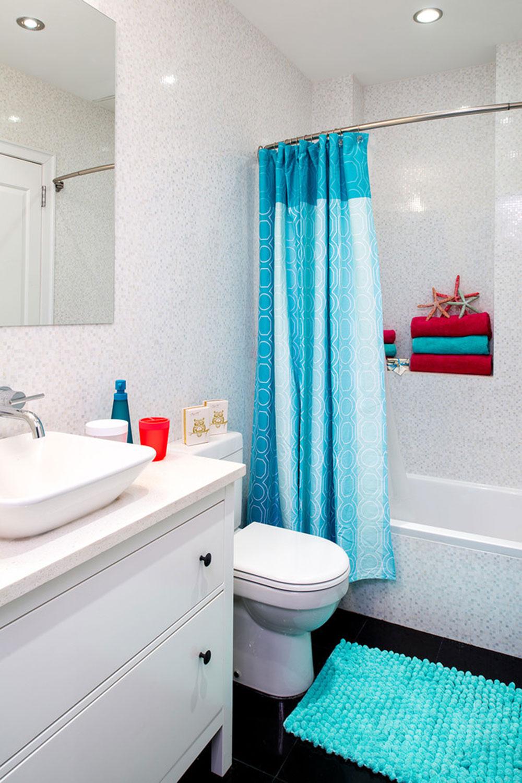 Förbättra ditt badrumsutseende med trendiga duschdraperier 15 trendiga duschdraperier för ditt badrum