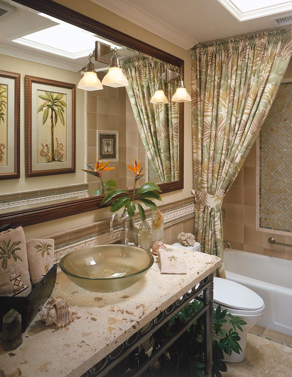 Förbättra ditt badrumsutseende med trendiga duschdraperier8 trendiga duschdraperier för ditt badrum