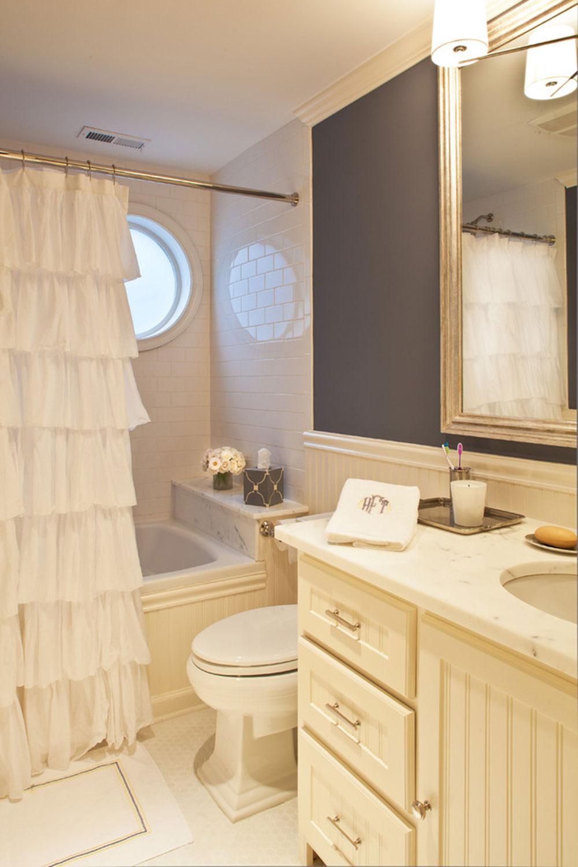 Förbättra ditt badrumsutseende med trendiga duschdraperier1 Trendiga duschdraperier för ditt badrum