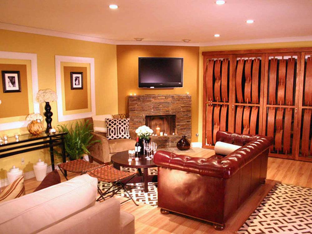 Vardagsrum-interiör-målning-idéer-10 vardagsrum-interiör-målning-idéer