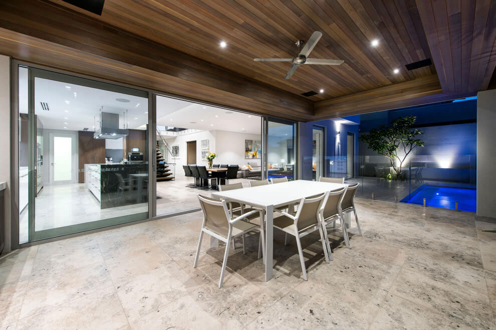 Attraktivt hus med balanserad arkitektur och inredning 3 Attraktivt hus med balanserad arkitektur och inredning
